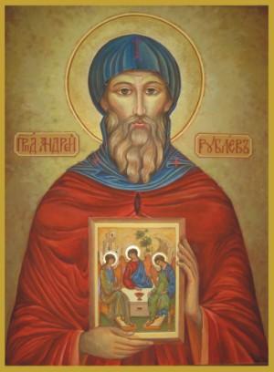 Αποτέλεσμα εικόνας για αγιος ανδρεας ρουμπλιωφ
