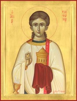 Αποτέλεσμα εικόνας για αγιοσ στεφανοσ βιογραφια