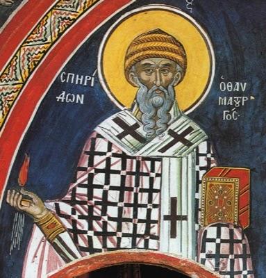 Αποτέλεσμα εικόνας για αγιος σπυριδων